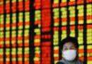 Ações chinesas fecham em alta após PIB registrar salto recorde