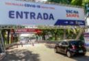 Cidade de São Paulo desativa temporariamente a partir de hoje postos de vacinação drive-thru