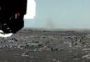 Perseverance registra redemoinho de poeira e som de rodas em Marte; veja